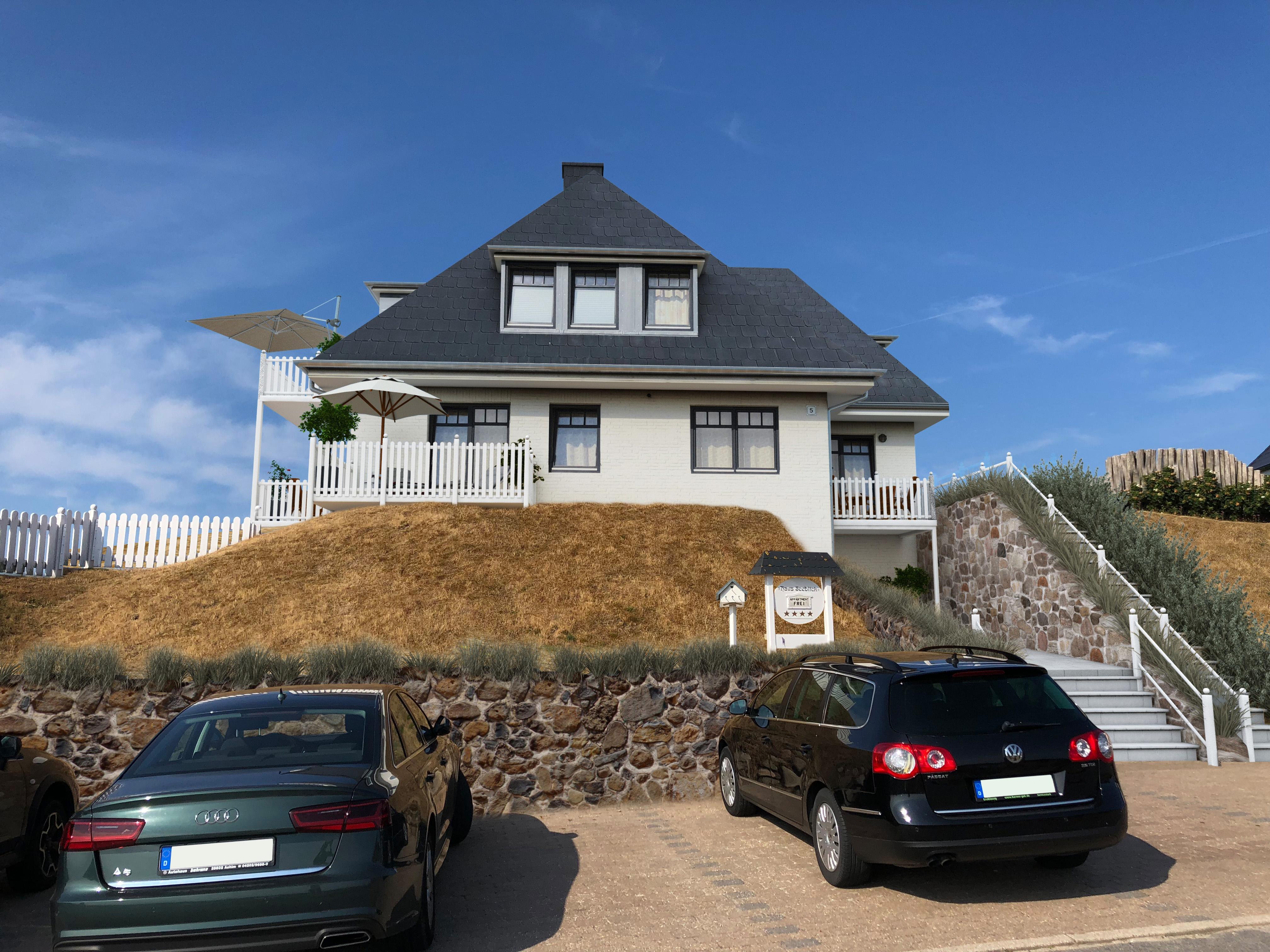 Apartmenthaus Sylt | Planung-1